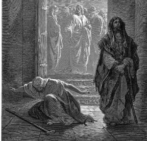 The Smug Pharisee and the Tax Collector