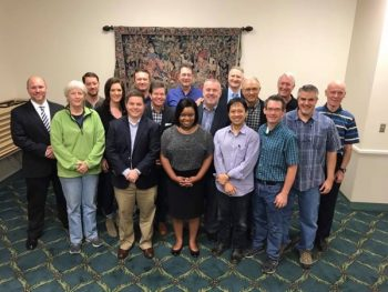 Apologetics Leadership Group, Fall 2016