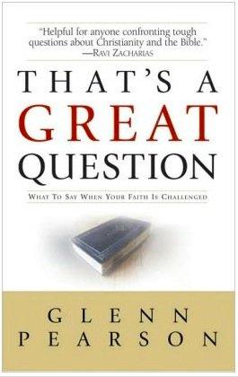 Great Question by Glenn Pearson